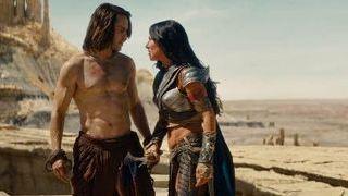 """""""John Carter - Zwischen zwei Welten"""": Zehnminütiger Filmclip zum Science-Fiction-Epos"""