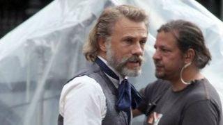 """Tarantinos """"Django Unchained"""": Erster Blick auf Christoph Waltz als Dr. King Schultz"""