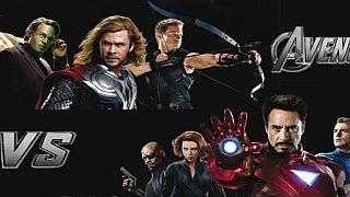 Ihr habt die Wahl: Wer ist der coolste Avenger?
