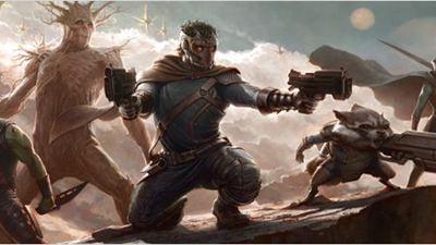 """Wer sind die """"Nova Corps"""" und werden sie sich den """"Guardians of the Galaxy"""" anschließen?"""