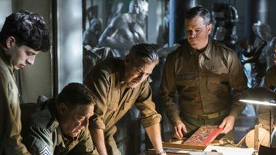 """George Clooney erläutert Gründe für Verschiebung von """"Monuments Men"""" und stellt klar: Film war nie ein Oscar-Kandidat!"""