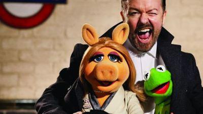 """FILMSTARTS am Set von... """"Die Muppets 2: Muppets Most Wanted"""""""