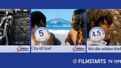 Die FILMSTARTS-TV-Tipps (6. bis 12. Juni 2014)