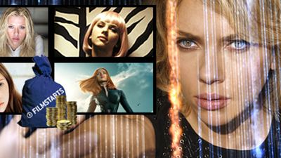 Die 10 erfolgreichsten Filme mit Scarlett Johansson