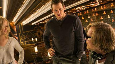 """FILMSTARTS am Set von… """"Passengers"""" mit Jennifer Lawrence und Chris Pratt"""