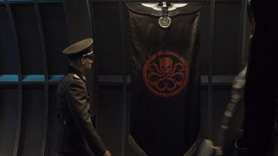 Wichtiger Hinweis für Captain America: Hail-Hydra.com verweist auf die Webseite des Weißen Hauses