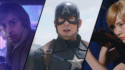 """Neu auf Netflix im Februar: Mit """"Mute"""", """"The First Avenger: Civil War"""", """"Fullmetal Alchemist"""" und mehr"""