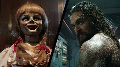 """Tolle Easter-Eggs in """"Aquaman"""": Horror-Puppe Annabelle und ein Wonder-Woman-Witz"""