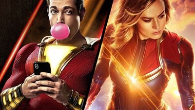"""""""Captain Marvel"""" und """"Shazam!"""": So lustig reagiert der DC-Regisseur auf die Superhelden-Verwirrung"""