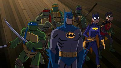 """Batman vs. Teenage Mutant Ninja Turtles"": Großer Crossover-Film angekündigt"