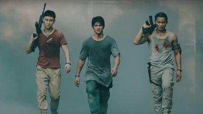 "Martial-Arts-Kracher ab 18: Iko Uwais, Tony Jaa und Scott Adkins im brachialen Trailer zu ""Triple Threat"""