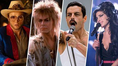 """Nach """"Rocketman"""" und """"Bohemian Rhapsody"""": Diese Musik-Biopics erwarten uns"""
