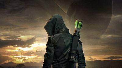 """Arrow"": Bilder zum Serienfinale enthüllen große Reunion & viele Rückkehrer"