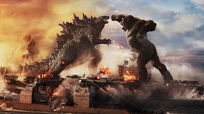 """Da ist er! Im Trailer zu """"Godzilla Vs. Kong"""" gibt's gigantische Zerstörung – und etwas Herz"""
