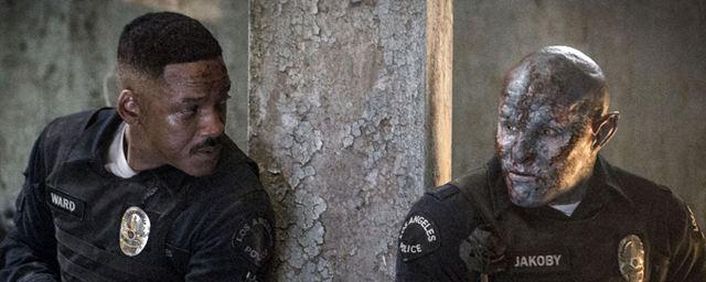 """Im neuen Trailer zum Fantasy-Cop-Thriller """"Bright"""" sorgt Will Smith für Recht und ORKnung"""