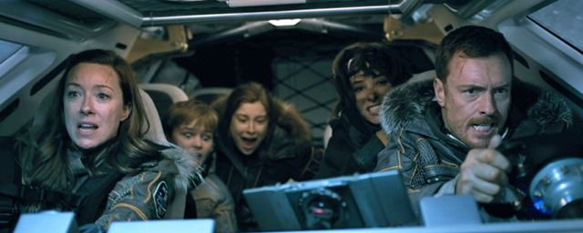 """""""Lost In Space"""": Netflix veröffentlicht ersten Teaser-Trailer und verkündet Starttermin"""