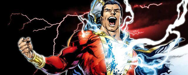 """""""Shazam!"""": Offizielles Logo des kommenden DC-Abenteuers veröffentlicht"""