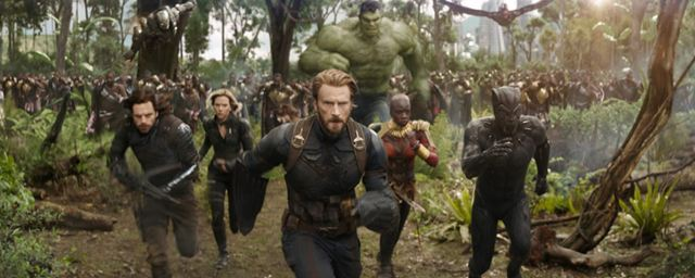 """Enthüllt: So viele Post-Credit-Szenen hat """"Avengers 3: Infinity War"""" wirklich"""