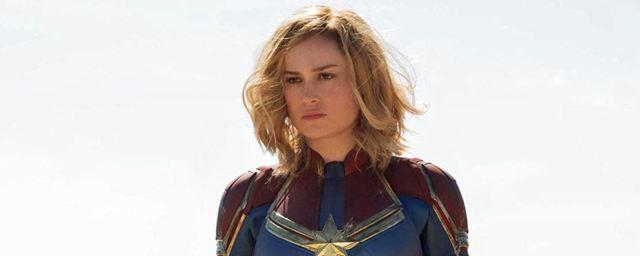 Captain Marvel schaut zu ernst: Brie Larson reagiert auf Kritik am Trailer