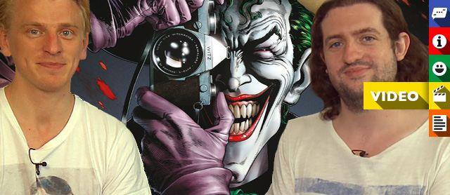 Der Joker in der Heimkino-Ecke
