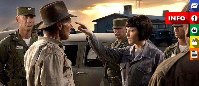 "Story für ""Indiana Jones 5"": Lucas nicht beteiligt"