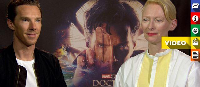 FILMSTARTS trifft... Marvels Doctor Strange