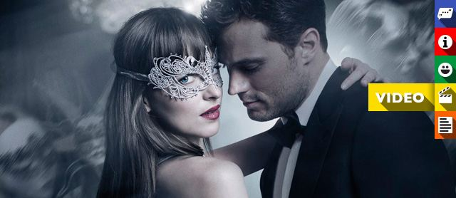 """""""Fifty Shades Of Grey 2"""": Der neue Trailer"""