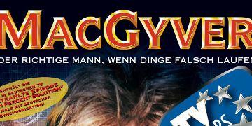 """""""MacGyver"""": Die fünfte Staffel auf DVD"""