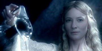 "Cate Blanchett bei ""The Hobbit"" dabei"