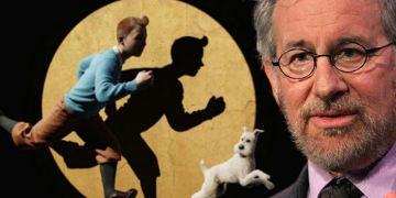 """Steven Spielberg spricht über """"Die Abenteuer von Tim und Struppi"""""""
