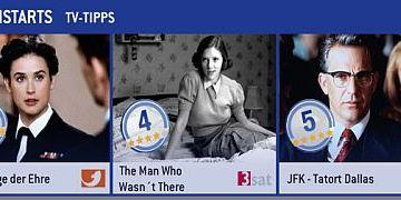 Die FILMSTARTS-TV-Tipps (16. bis 22. September)
