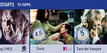 Die allourhomes.net-TV-Tipps (21. bis 27. Oktober)