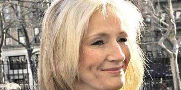 """""""Harry Potter""""-Autorin J.K. Rowling plant ihren ersten Roman für Erwachsene"""