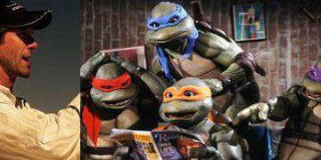 """Produzent Michael Bay bestätigt Titel-Änderung: Die Alien-""""Ninja Turtles"""" bleiben aber Teenager"""