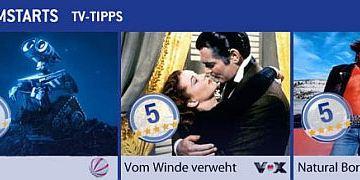 Die FILMSTARTS-TV-Tipps (11. bis 17. Mai)
