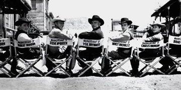 """Matt Damon und Kevin Costner satteln die Pferde für """"Die glorreichen Sieben""""-Remake"""