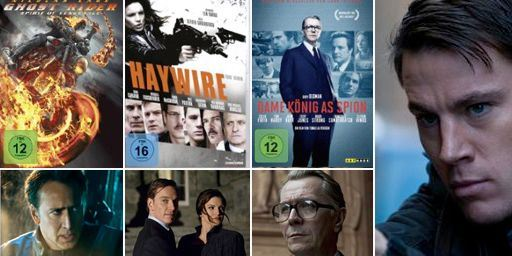 DVD-Tipps der Woche (5. August - 11. August)