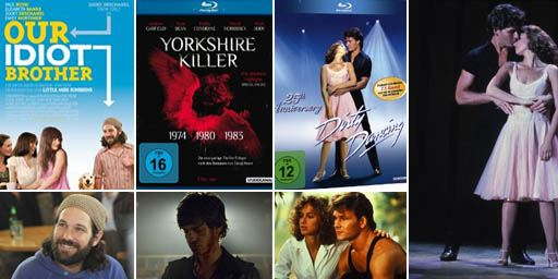 Die FILMSTARTS-DVD-Tipps (14. bis 20. Oktober)