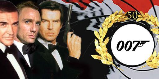 James Bond 007: 50 Fakten zum 50. Jubiläum