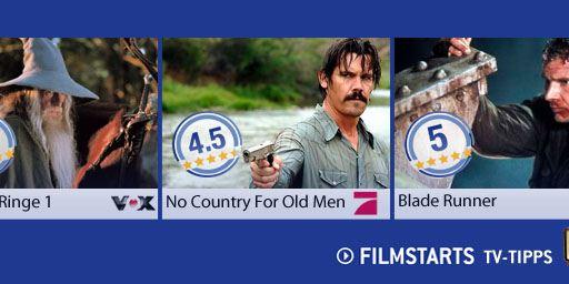 Die FILMSTARTS-TV-Tipps (7. bis 13. Dezember)