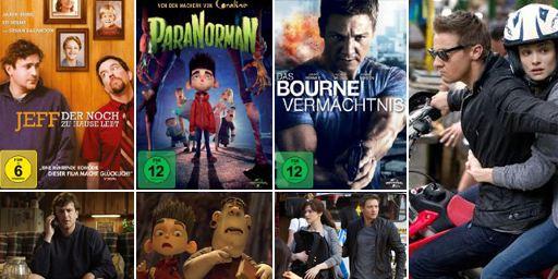 Die FILMSTARTS-DVD-Tipps (6. bis 12. Januar 2013)