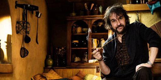 "Exklusiv: Peter Jackson verfilmt ""Das Silmarillion"""