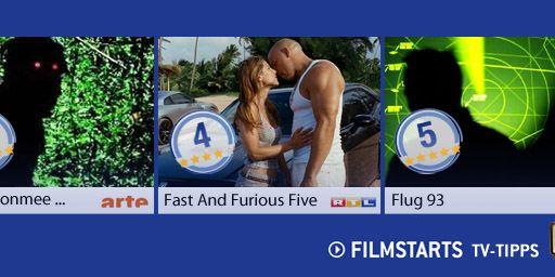 Die FILMSTARTS-TV-Tipps (12. bis 18. April 2013)