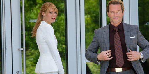 """""""Iron Man 3"""": Ursprünglicher Drehbuch-Entwurf enthielt Sextape von Pepper Potts und Aldrich Killian"""