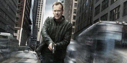 """Comeback von Kiefer Sutherland als Jack Bauer? Fox möchte """"24"""" zurückbringen!"""
