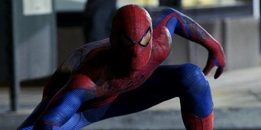 """Emma Stone enthüllt großen Spoiler zu """"The Amazing Spider-Man 2"""""""