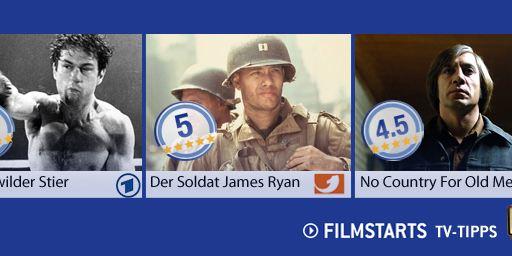 Die FILMSTARTS-TV-Tipps (16. bis 22. August 2013)
