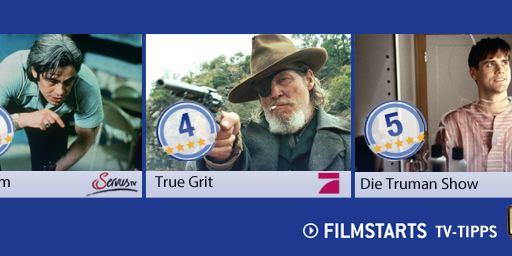 Die FILMSTARTS-TV-Tipps (29. November bis 5. Dezember 2013)