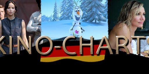 Kinocharts Deutschland: Die Top 10 des Wochenendes (29. November bis 1. Dezember)