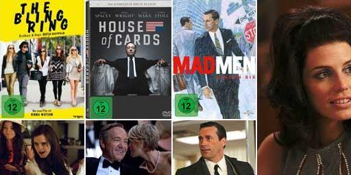 Die FILMSTARTS-DVD-Tipps (15. bis 21. Dezember 2013)
